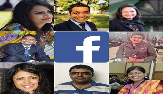 ias-officer and their real facebook profiles