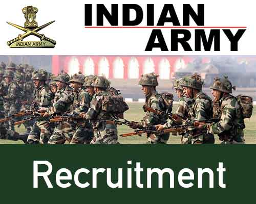 Join Indian Army Recruitment 2016