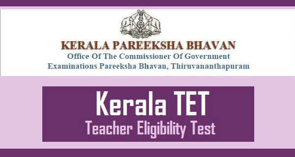 Kerala TET Answer key 2015