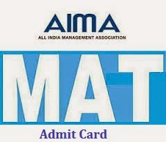AIMA MAT Answer Key 2016
