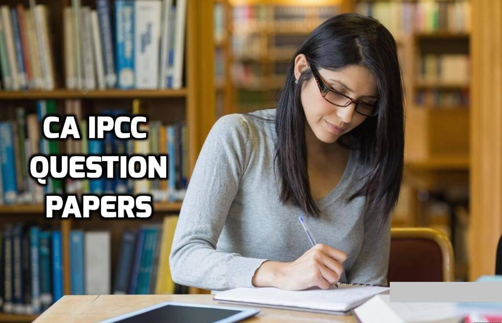 Download CA IPCC Question Paper & Solutions November 2016 @ icai.nic.in CA IPCC ACCOUNTING QUESTION PAPER SOLUTION NOVEMBER 2015 CA IPCC Question Paper Answers November 2015