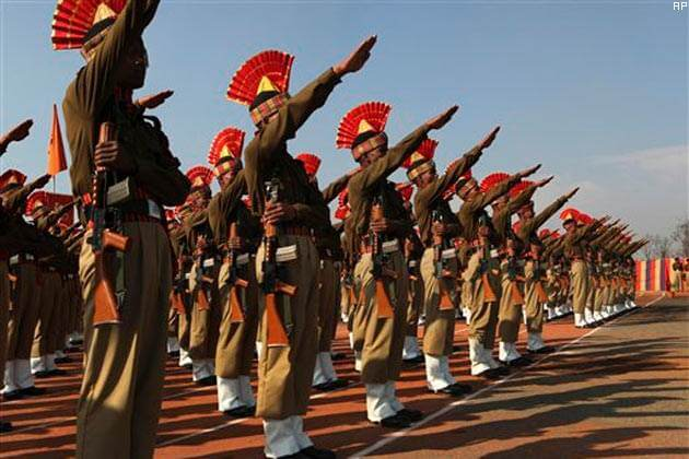 OISF Constable Recruitment 2016
