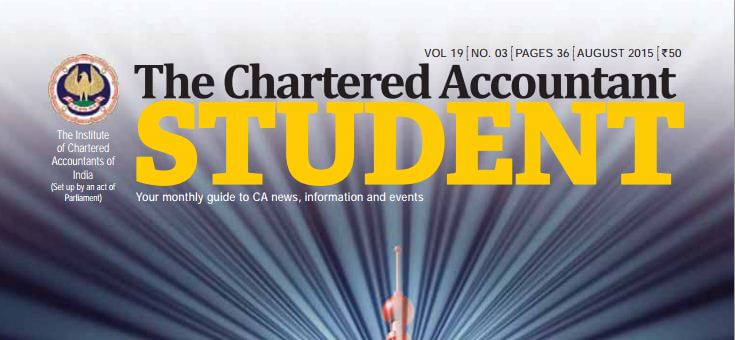 ICAI Students Journal December 2015