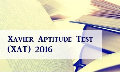 XAT 2017 Answer Key Xavier Aptitude Test XLRI Cut Off Marks