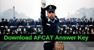 AFCAT 1 Answer Key 2017 IAF AFCAT 26 Feb Cut off @ careerairforce.nic.in