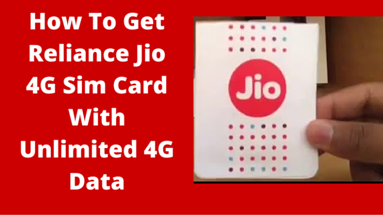 Jio Prime Offer Unlimited Data for 1 Year Rs99 @ www.jio.com (Register Now)