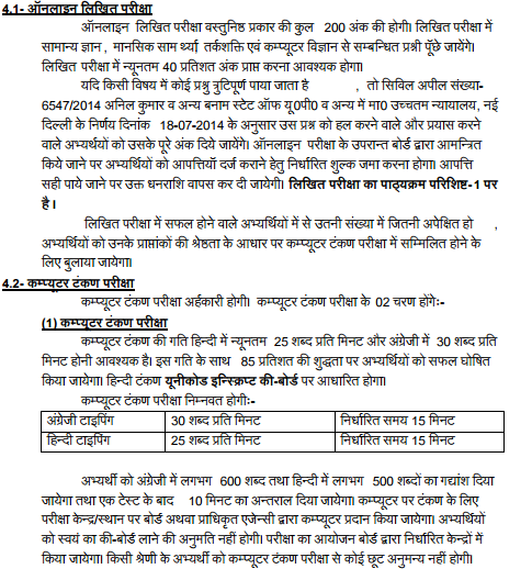 UP Police Computer Operator Vacancy