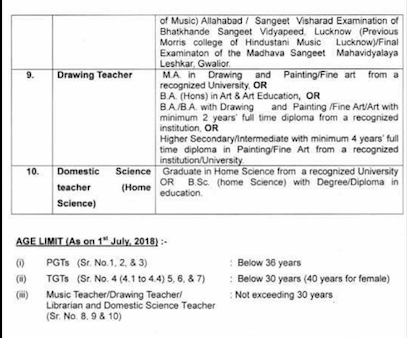 DSSSB Primary Teacher Recruitment 2017