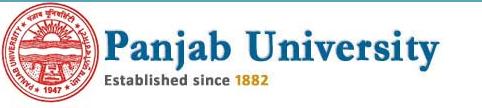Panjab University Revaluation Form 2017 PUCHD Rechecking Fees