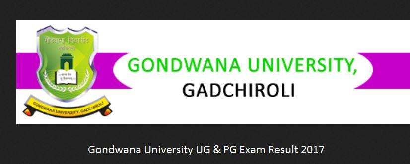 Gondwana University Result