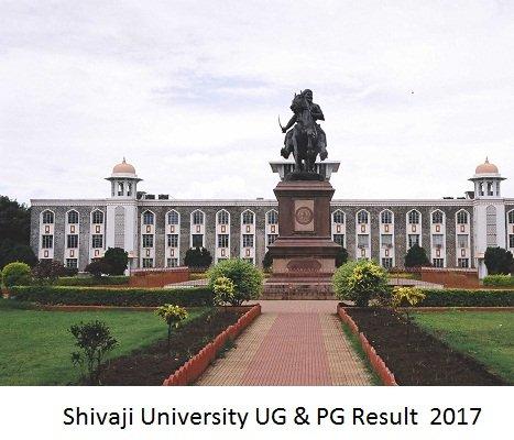 Shivaji University Result 2017