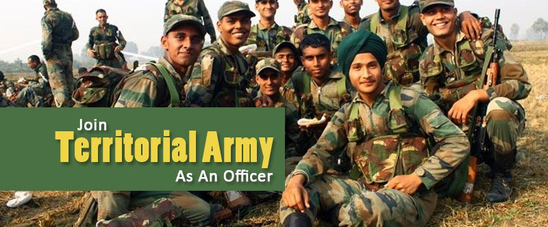 Territorial Army Officer Answer key 2017