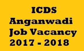 Gujarat Anganwadi Recruitment 2017-18