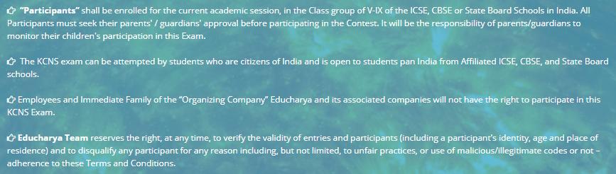 Kalpana Chawla Scholarship 2017 KCNS Exam Form