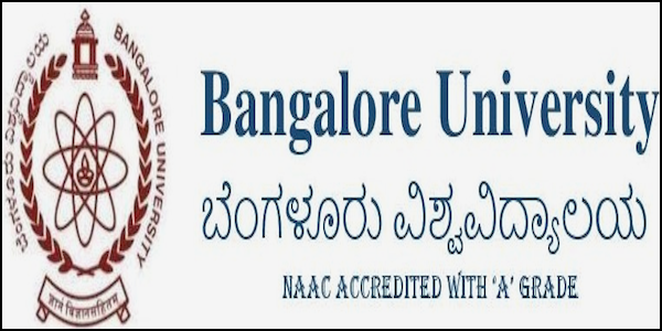 Bangalore University BA BSC BCOM Admit Card