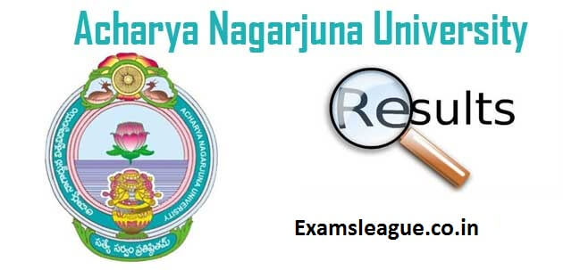 Nagarjuna University BED 2nd Sem Results 2019
