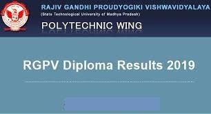 RGVP Diploma Result 2019